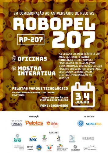 Biri apóia ROBOPEL 207